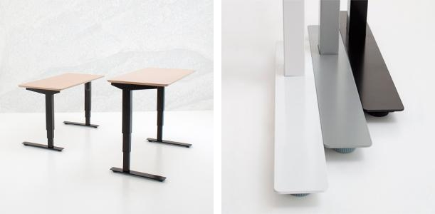 Conset 501-37 Series Table